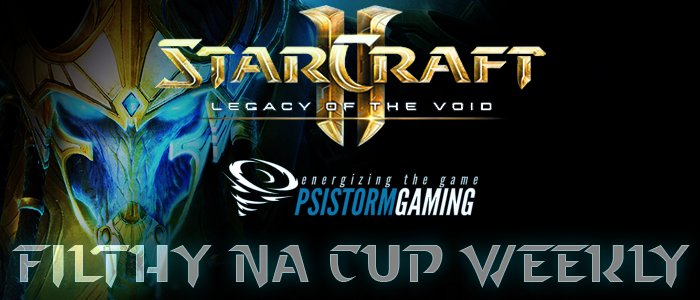 Filthy NA Cup Weekly