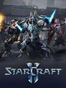 StarCraft II banner