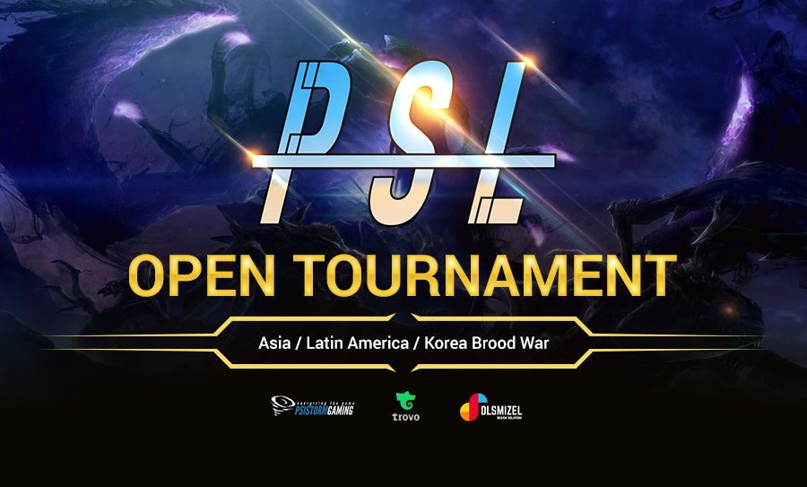 PSL Open 3-8